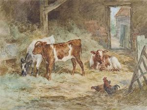 Claude Cardon - Farmyard Pets
