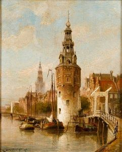 Cornelis Christiaan Dommelshuizen - The Schreyers Tower