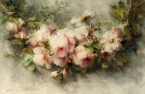 Margaretha Roosenboom - Heightened With White