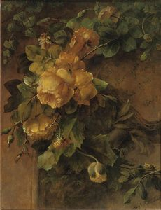 Margaretha Roosenboom - Yellow Roses