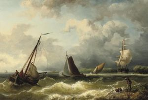 Nicolaas Riegen - On The Scheldt