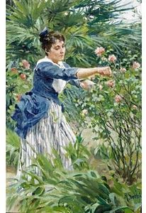 Raffaelo Sorbi - Pruning The Roses