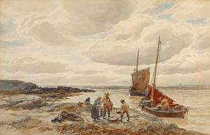 Alexander Ballingall - Bringing In The Day's Catch