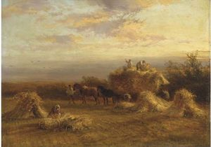George Cole Senior - Harvesting