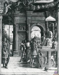 Andrea Mantegna - Scenes from the Life of St.James