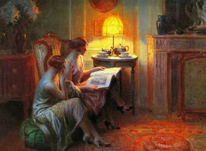 Delphin Enjolras - after tea