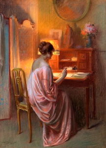 Delphin Enjolras - the love letter