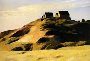 Edward Hopper - corn hill