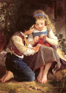 Emile Munier - a special moment