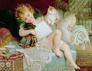 Emile Munier - playmates