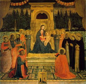 Fra Angelico - San Marco altarpiece