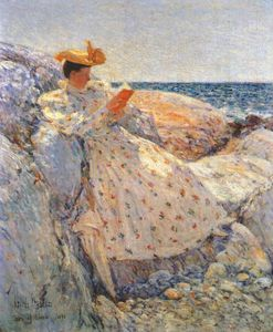 Frederick Childe Hassam - summer sunlight