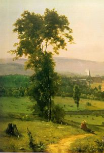 George Inness - untitled