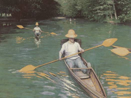 untitled by Gustave Caillebotte (1848-1894, France)