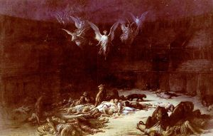 Paul Gustave Doré - dore gustave the christian martyrs