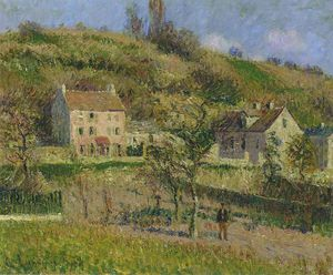 Gustave Loiseau - Coast at Chaponival