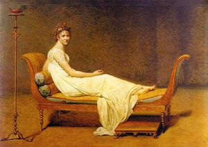 Jacques Louis David - untitled