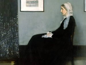 James Abbott Mcneill Whistler - mother