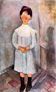Amedeo Modigliani - untitled (5881)
