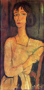 Amedeo Modigliani - untitled (5997)