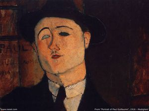 Amedeo Modigliani - untitled (8978)