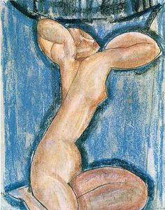 Amedeo Modigliani - untitled (926)
