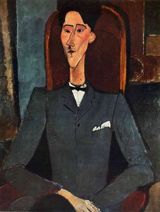 Amedeo Modigliani - untitled (9183)