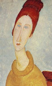 Amedeo Modigliani - untitled (9026)