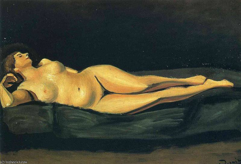 untitled (3936) by André Derain (1880-1954, France)