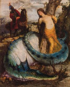 Arnold Bocklin - untitled (2771)