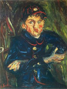 Chaim Soutine - untitled (3796)