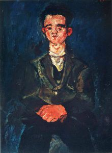 Chaim Soutine - untitled (8701)