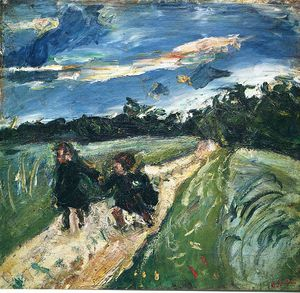 Chaim Soutine - untitled (6609)