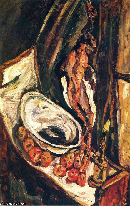 untitled (7544) by Chaim Soutine (1894-1943, Russia) | Museum Quality Reproductions | WahooArt.com