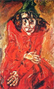 Chaim Soutine - untitled (1411)