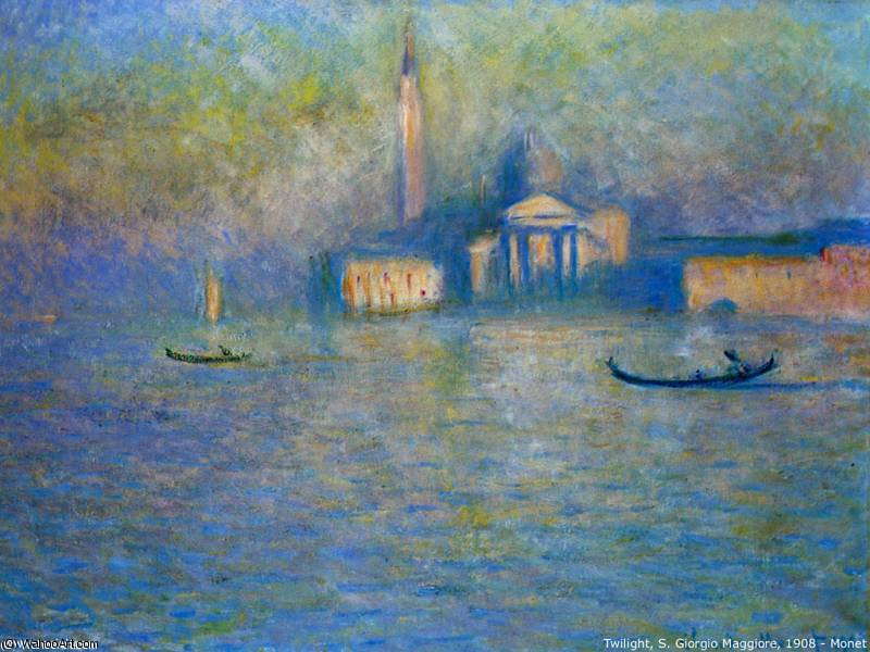 untitled (7325) by Claude Monet (1840-1926, France) | Reproductions Claude Monet | WahooArt.com