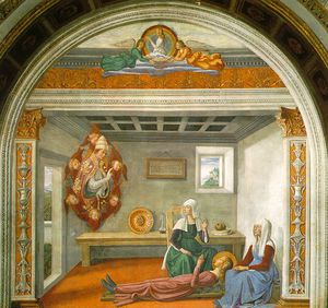 Domenico Ghirlandaio - untitled (7441)