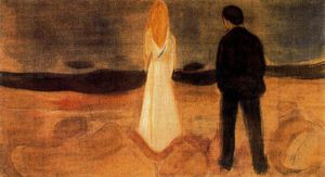 Edvard Munch - untitled (7795)