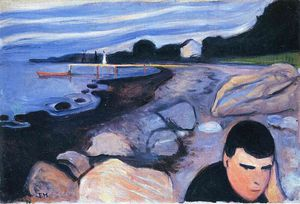 Edvard Munch - untitled (3281)