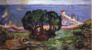 Edvard Munch - untitled (2912)