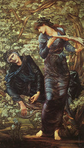 Edward Coley Burne-Jones - untitled (8070)