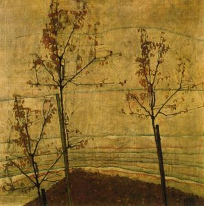 Egon Schiele - untitled (4354)