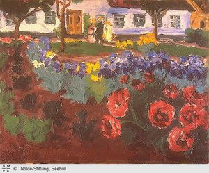 Emile Nolde - untitled (8822)