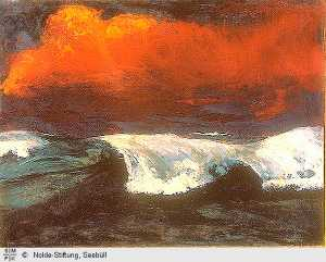 Emile Nolde - untitled (3444)