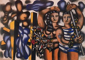 Fernand Leger - untitled (1792)
