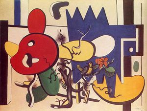 Fernand Leger - untitled (4070)