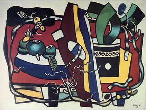 Fernand Leger - untitled (874)