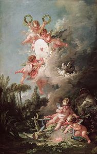 François Boucher - untitled (1342)