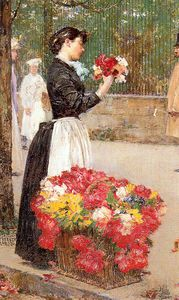 Frederick Childe Hassam - untitled (8117)