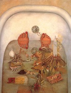 Frida Kahlo - untitled (2947)